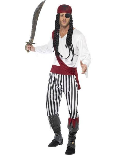 Pirate Costume Pirate Corsair Men 4 t