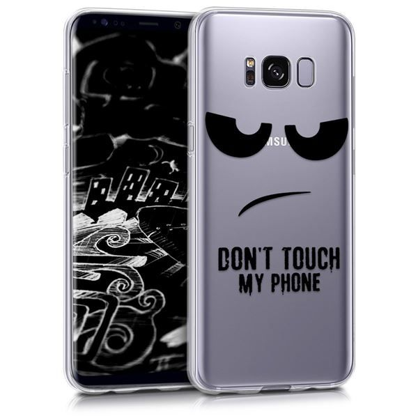 Crystal Case Samsung Galaxy S8 Dont