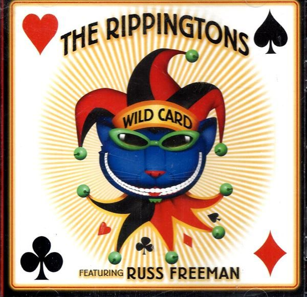 The Rippingtons WILD CARD  Fusion CD