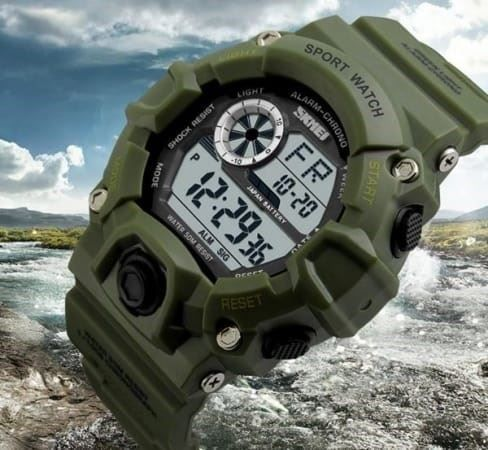 Army Look Sport Uhr Digital, Toppreis