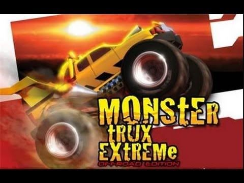 Monster Trux Extreme Arena Edition