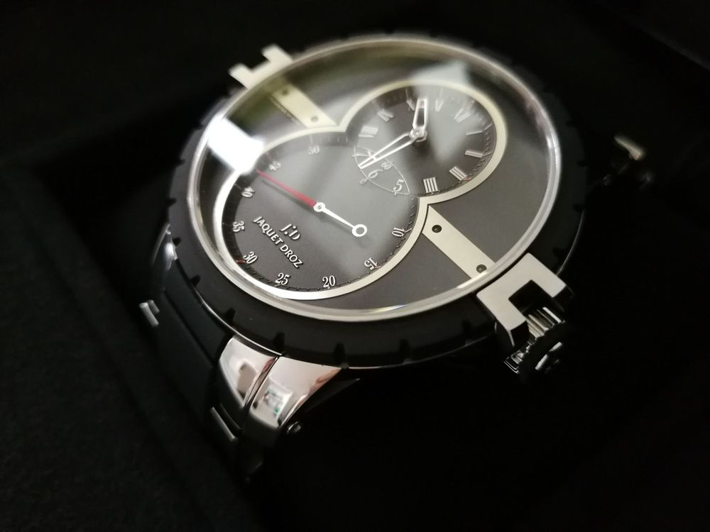 Jaquet-Droz Grande Seconde