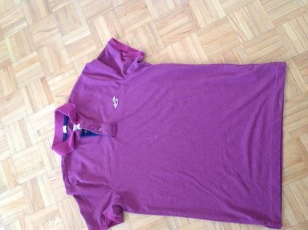 Hollister polo shirt gr L