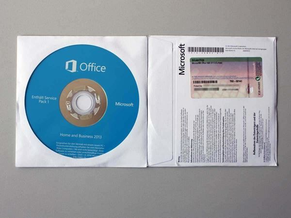 Microsoft Office Home & Business 2013 -
