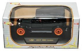 SI32305b REO Touring 1917 darkgreen 1:32