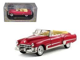SI32353B Cadillac Series62 1949 red 1:32