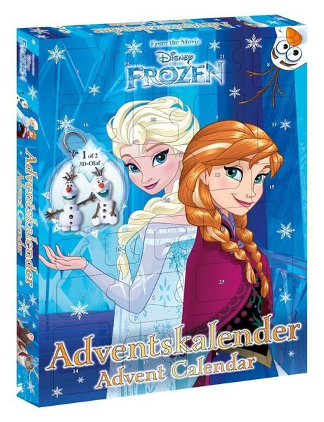 Adventskalender Disney Die Eiskönigin