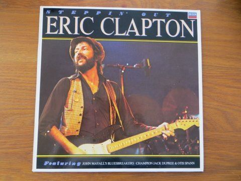Eric Clapton -- Steppin out