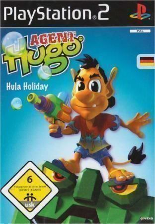 Agent Hugo: Hula Holiday (PS2)