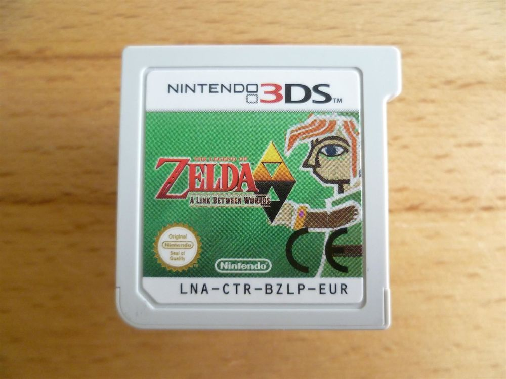 The Legend of Zelda - Nintendo 3DS