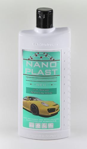 Nano-Plast Autopolitur 500ml