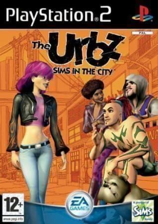 THE URBZ : SIMS IN THE CITY (PS2)