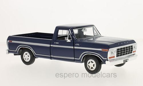 Ford F-150 Custom Pick Up 1978-1979 dunk