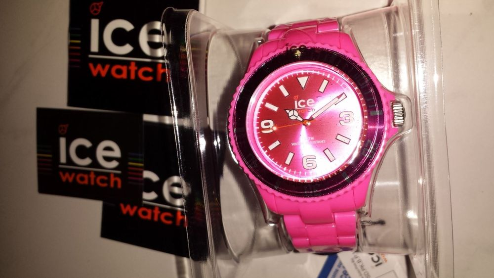 Original ICE WATCH Uhr Pink NEU