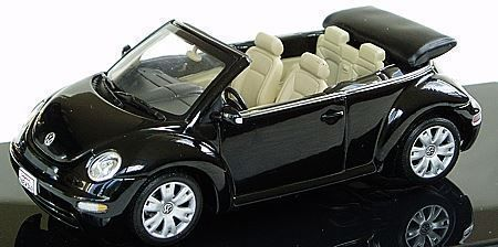 VW New Beetle Cabriolet Phase I 2003-