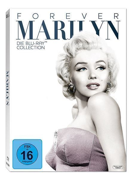 Top Blu Ray - Forever Marilyn Collection