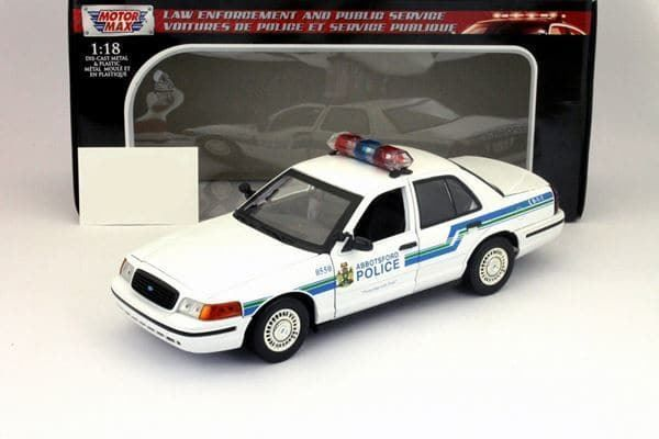 Ford Crown Victoria 1997-2011 Police