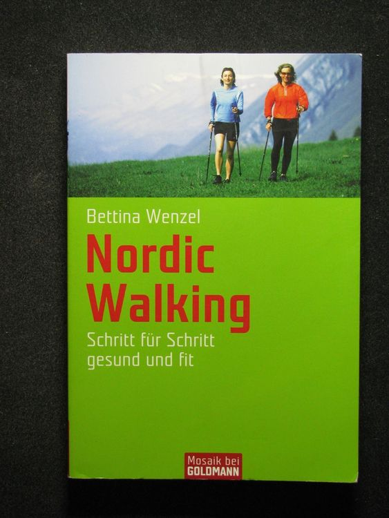 Bettina Wetzel Nordic Walking
