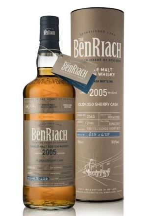 BenRiach 2005 / 12 y Batch 14 Cask 2565