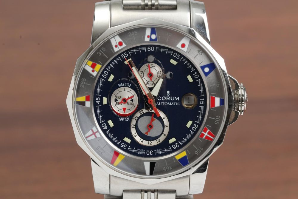 Corum Admiral's Cup Tides Automatic