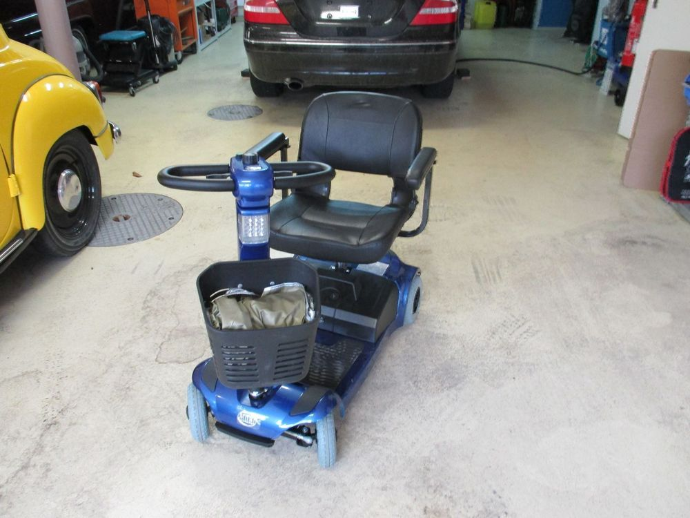 MOBI 270 270 Mobility-Scooter