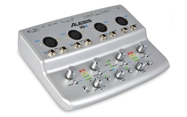 Top: Profi Alesis IO4 Midi-Interface!!!