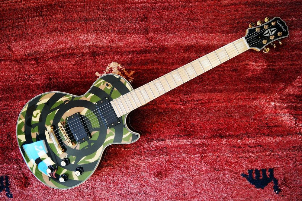 Epiphone Zakk Wylde limited edition new