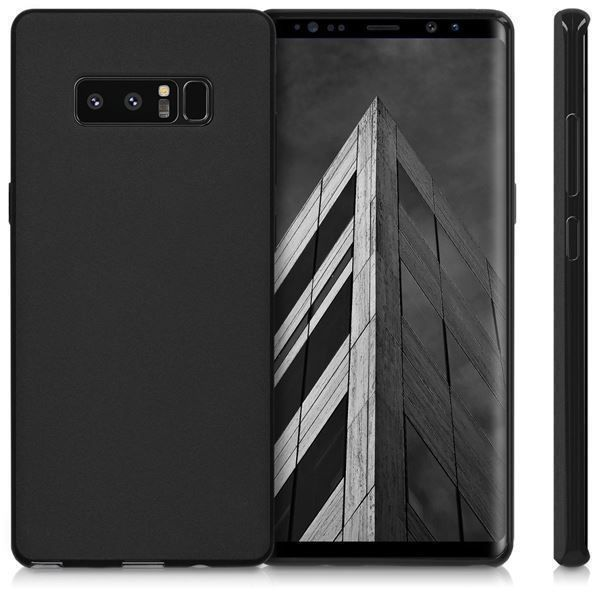 soft cover galaxy note 8 h lle case kaufen auf ricardo. Black Bedroom Furniture Sets. Home Design Ideas