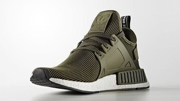 ADIDAS NMD XR1 OLIVE GREEN LIMITED