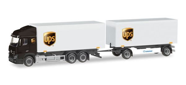 Herpa 308045 Mercedes-Benz Streamspace