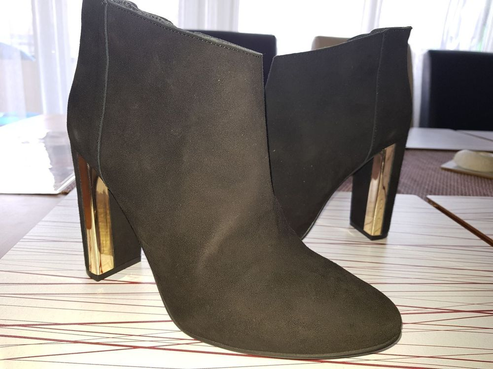 Bottines en cuir BUFFALO pointure 40