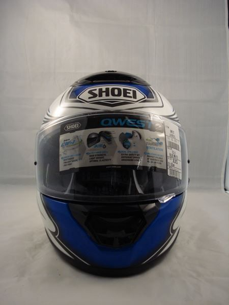 SHOEI  QWEST AIRFOIL TC-2  Gr. XXS 51-52