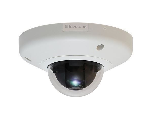 LevelOne IPCam FCS-3072 Fixed Dome