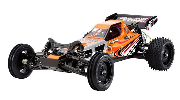 Tamiya - 1/10 RC Buggy Racing Fighter