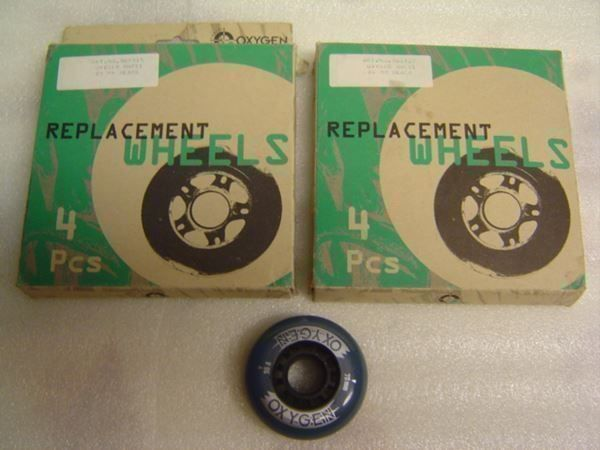 8x Skate-Räder Hockey - Wheels - NEW