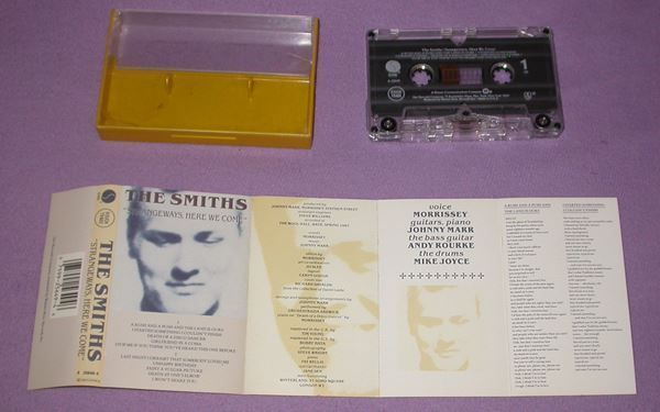 The smiths strangeways here to come (Sir