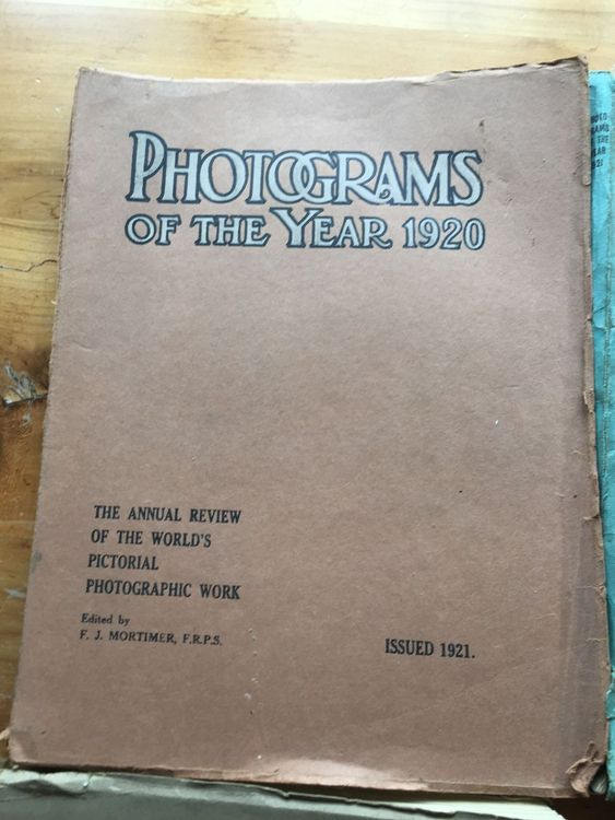 Photogramms of the Year 1920-1925