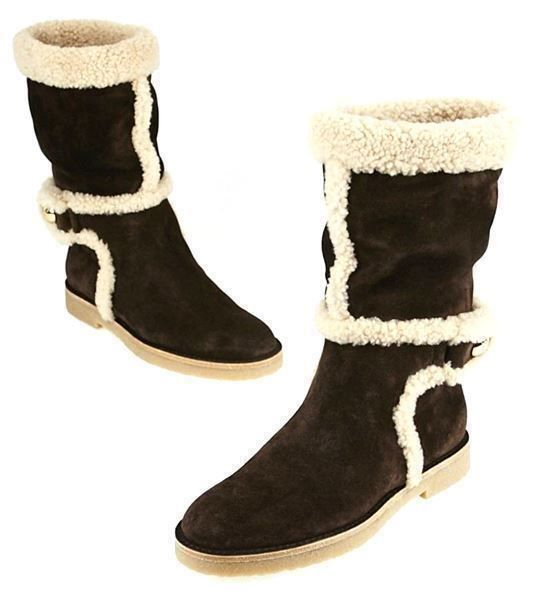 LOUIS VUITTON Stiefel Boots Schuhe Shoes