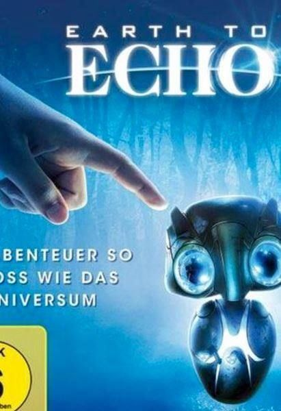 Blu-ray Earth to Echo