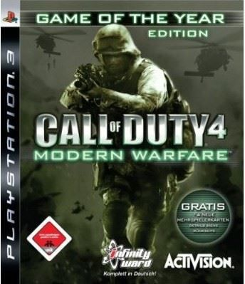 Call of Duty 4 Modern Warfare Edition