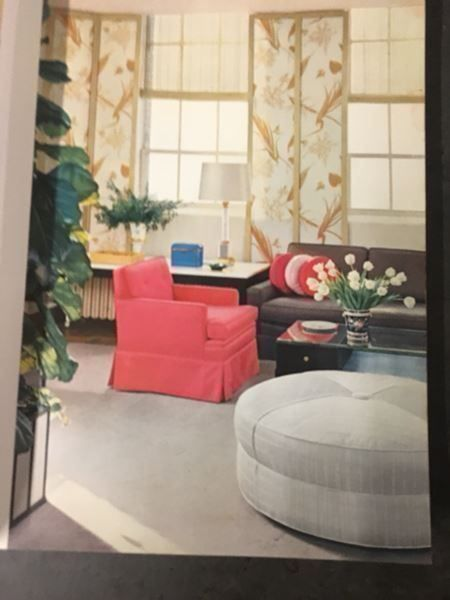 Interior Decoration 1953