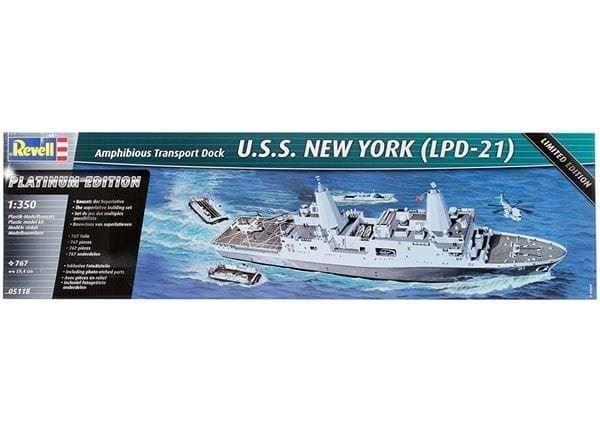 Revell USS New York (05118)