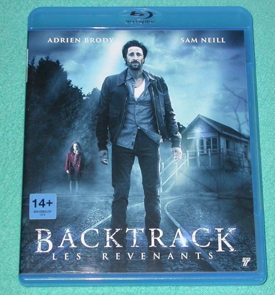 Backtrack les revenants Blu ray  comme n