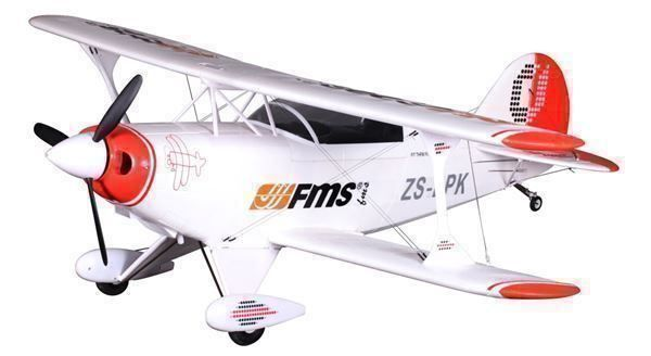 Pitts Sport 3D, Spw 1400mm, PNP-Set, FMS