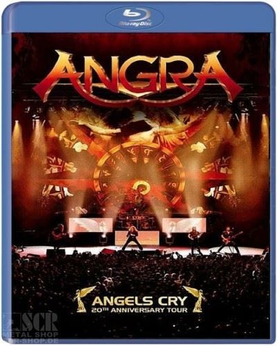 ANGRA - Angels Cry - 20th Anniversary