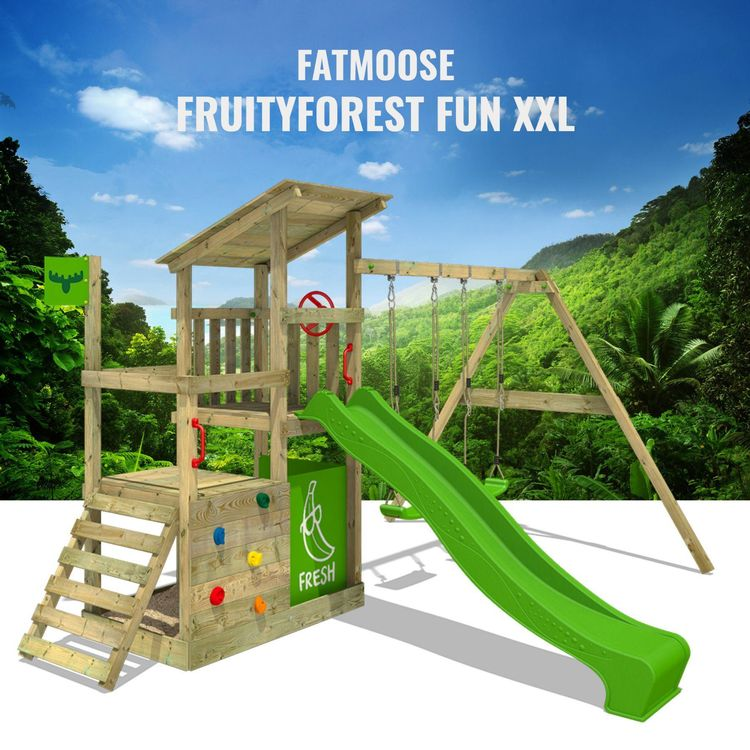 FATMOOSE Aire de Jeux FruityForest DS