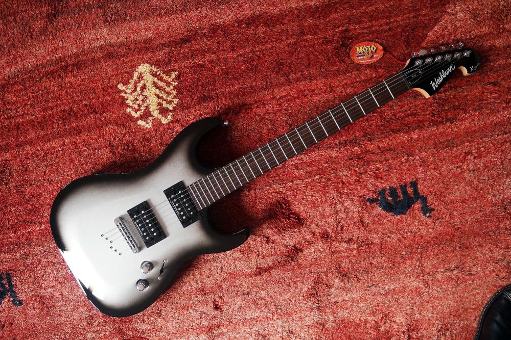 guitare Washburn X30SLB new with bag
