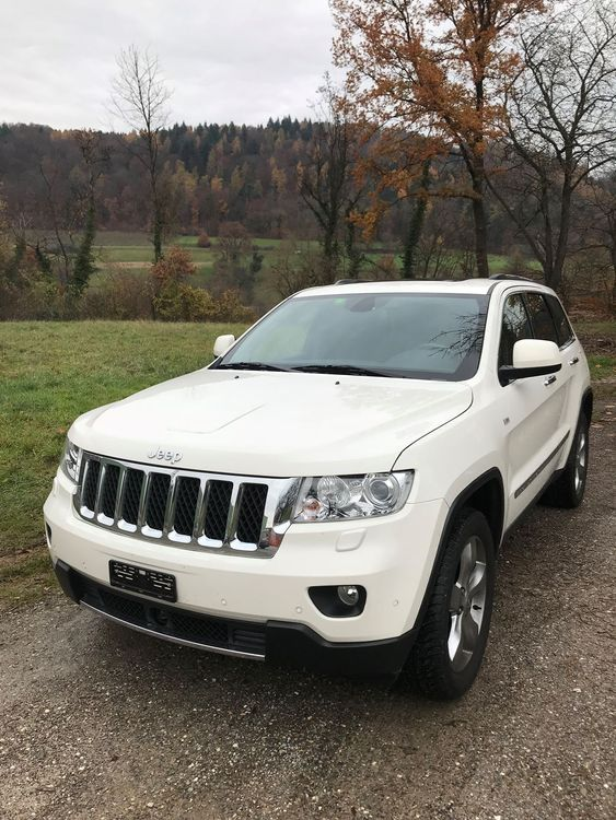 JEEP Grand Cherokee 3.0 CRD Overland Automatic