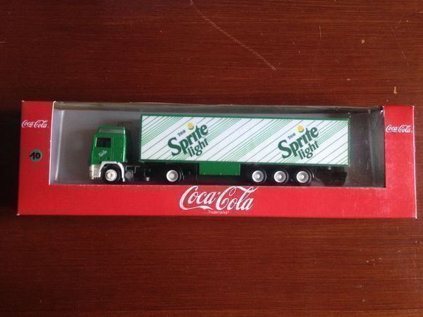 Volvo Sprite light (Coca-cola series)