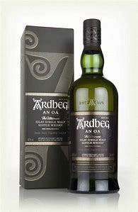 TOP ! NEW WHISKY ARDBEG AN OA 46%